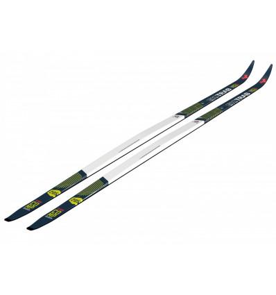 Ski de fond Skitrab Team comp duo skin uni