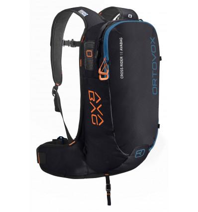 Ortovox Avalanche Airbags Cross Rider 18 Avabag (Black raven)