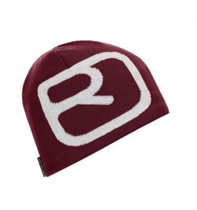 Bonnet Ortovox Merino Headwear Pro Beanie (Dark Blood)