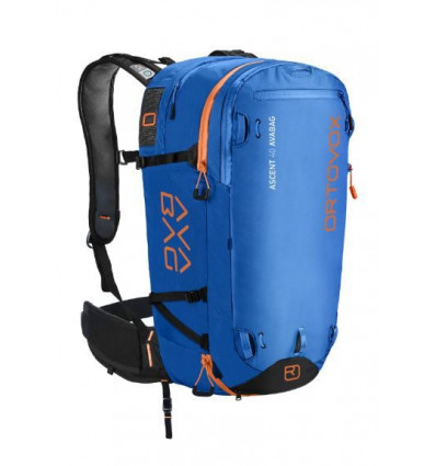 Sac à dos Ortovox Avalanche Airbags Ascent 40 Avabag (Safety blue)