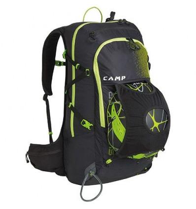Sac ski alpinisme CAMP Ski Raptor (noir/jaune)
