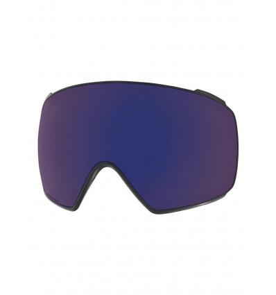 Ecran masque de ski Anon M4 Toric Lens Sonar Irblue