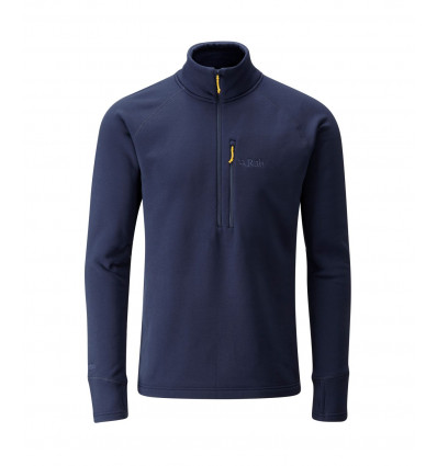 Polaire Rab Power Stretch Pro Pull-on (Deep Ink) Homme