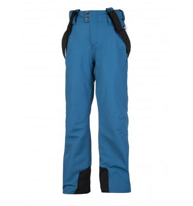 Pantalon de ski Protest BORK JR snowpants (Intense blue) garçon