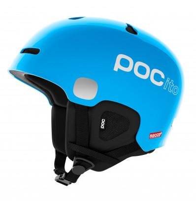 Casque de ski Poc Pocito Auric Cut SPIN ( Fluorescent Blue) enfant