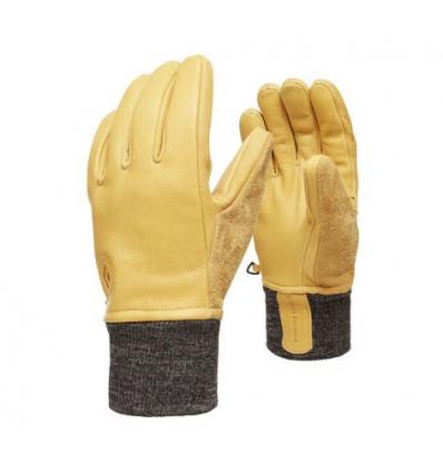Gants souples BLACK DIAMOND Dirt Bag Gloves (Natural)