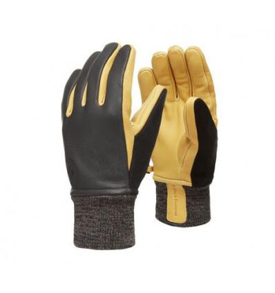 Gants souples BLACK DIAMOND Dirt Bag Gloves (Noir) mixte
