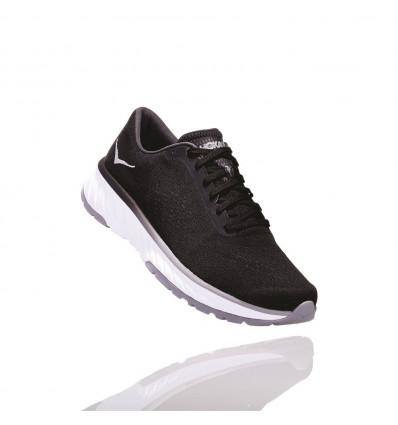 Chaussure running Cavu 2 Hoka One One (Black/White) femme