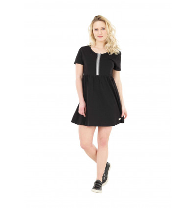 Robe Twill Picture (A Black) femme
