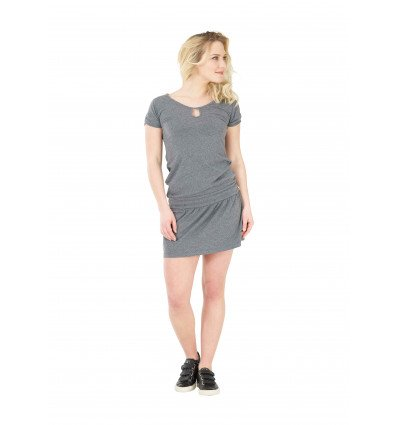Robe Paradise 5 Picture (A Dark Grey) femme