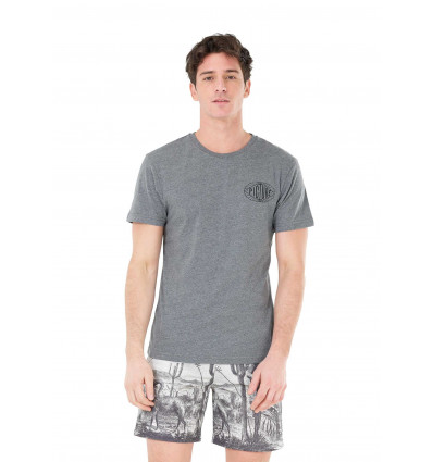 T-shirt manches courtes Storm Picture (A Dark Grey)