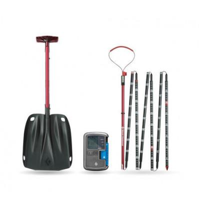 Pack Arva+Pelle+Sonde BLACK DIAMOND Recon BT avy safety set