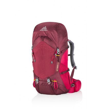 Amber 34 Gregory (Chili pepper red)