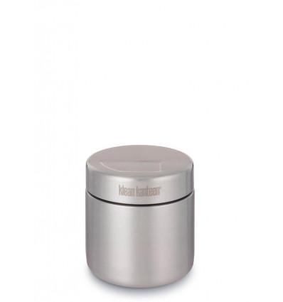Bidon de nourriture 16 oz Food Canister Lid 473 ml Klean Kanteen® (brushed stainless)