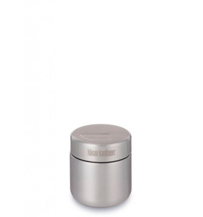 Bidon de nourriture 8 oz Food Canister Lid 237 ml Klean Kanteen® (brushed stainless)