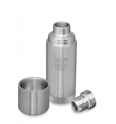 Bouteille 25 oz TK PRO Insulated Steel Cup and Cap 750ml Klean Kanteen® (brushed stainless)