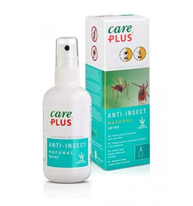 CarePlus Spray naturel anti-insectes 60ml