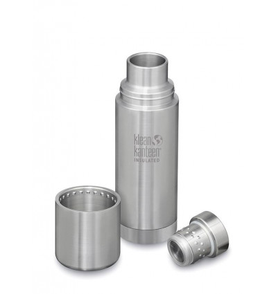 Bouteille 16 oz TK PRO Insulated Steel Cup and Cap 500ml Klean Kanteen® (brushed stainless)