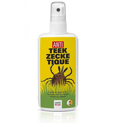 Spray anti-tiques 100ml Care Plus
