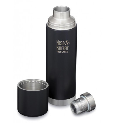 Bouteille 32 oz TK PRO Insuated Steel Cup and Cap 1000ml Klean Kanteen® (shale black mat)