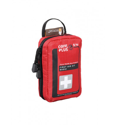 CAREPLUS First Aid Kit Basic