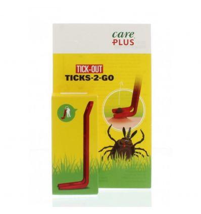 CARE PLUS Tick-Out Tick 2 go