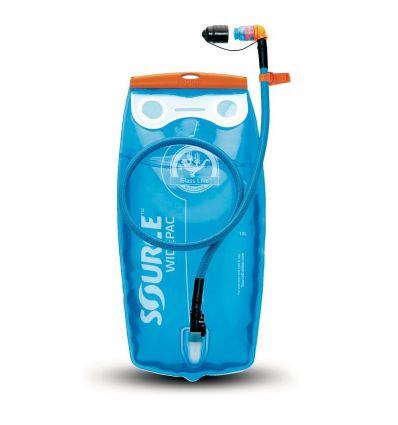Source Widepac Premium kit 2L (Transparent Blue)