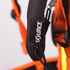 Magnetic clip Source (Orange)