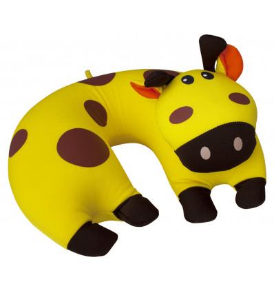 Coussin de voyage enfant TravelSafe pillow animal kids giraffe TravelSafe