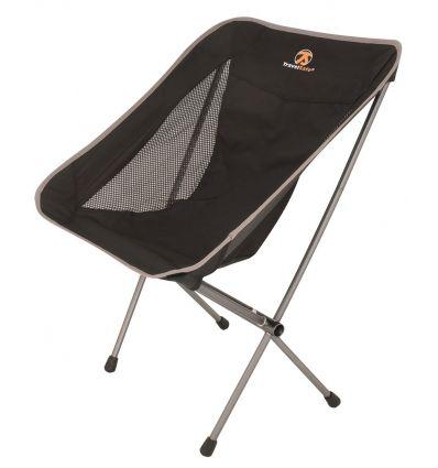 Chaise pliante TravelSafe Calais TravelSafe (Black)