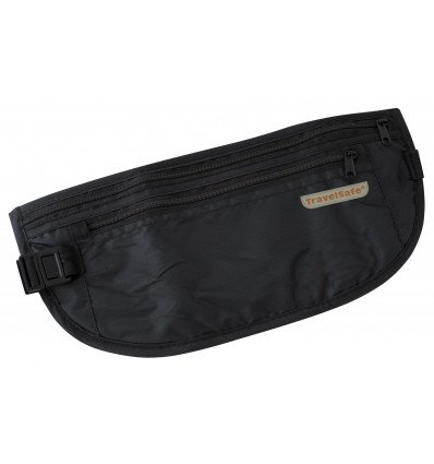 Ceinture de voyage Moneybelt Light TravelSafe (Black)