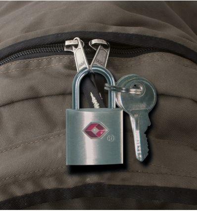 Cadenas TravelSafe lock key TSA (2pcs) TravelSafe