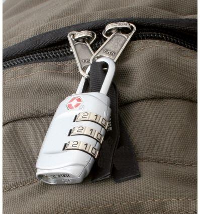 Cadenas TravelSafe 3 digit TravelSafe lock TSA TravelSafe