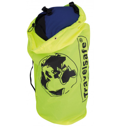 TravelSafe Flight container (Yellow)