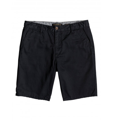 Short chino QUIKSILVER Everyday (Noir) Homme