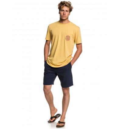 Tee shirt Quik Paradise Quiksilver (Rattan)