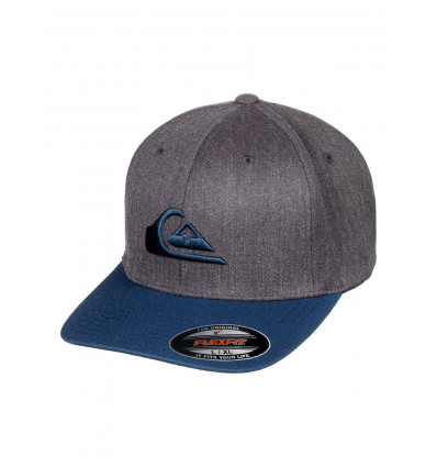 Casquette Mountain And Wave Quiksilver (Charcoal Heather)
