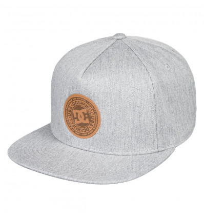 Casquette Reynotts DC Shoes (Heather Charcoal)
