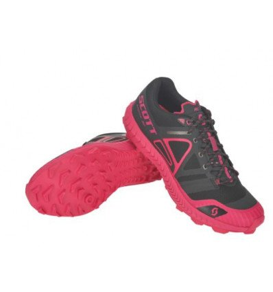 Chaussure trail Supertrac RC - Scott (black/pink) femme