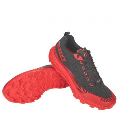 Chaussures trail SCOTT Supertrac Ultra RC (Black/red)