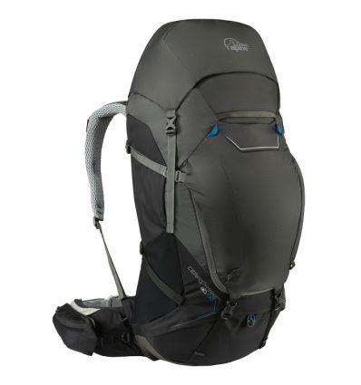 Sac Cerro Torre 80:100 (Black / Greyhound) L/XL - Lowe Alpine