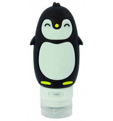 Flacon de voyage Squeeze bottles animal TravelSafe (Pinguin)