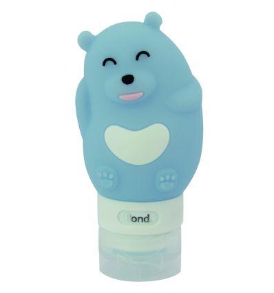 Flacon de voyage Squeeze bottles animal TravelSafe (Bear)