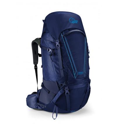Sac à dos Lowe Alpine Diran ND40:50 (Blue print) femme