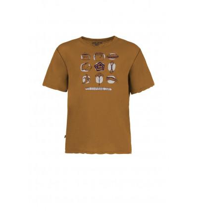 T-shirt escalade Myday E9 (Mustard)