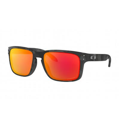 Lunettes soleil Oakley HOLBROOK™ (Black camo - Prizm ruby)