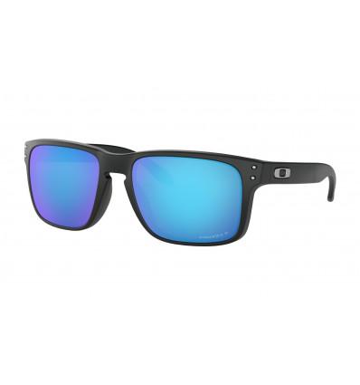 Lunettes soleil Oakley HOLBROOK™ (Matte black - Prizm saphire polarized)