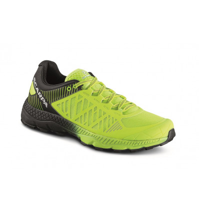 Chaussure Spin Ultra Acid Lime B Scarpa
