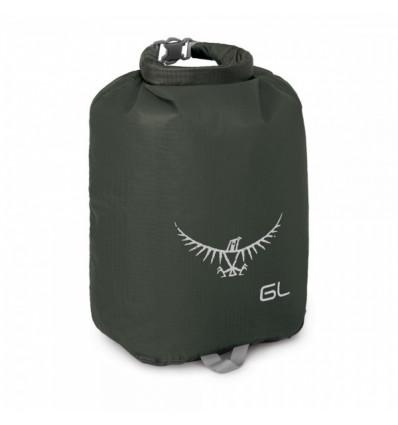 Sac de rangement étanche Osprey Ultralight DrySack 6L (Shadow Grey)