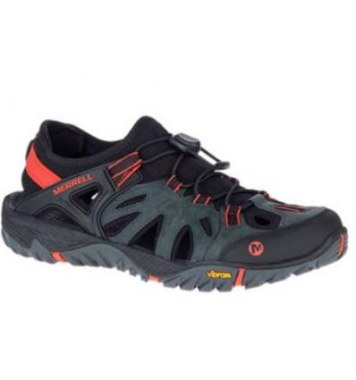 Chaussures été Merrell All Out Blaze Sieve (Dark Slate) homme